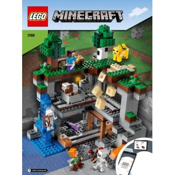 Instructions Lego Minecraft 21169