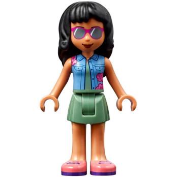 Minifigure Lego® Friends - Savannah