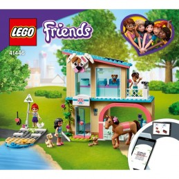 Instructions Lego Friends 41446