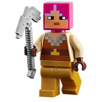 Minifigure Lego®  Minecraft - Huntress