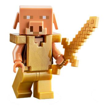 Minifigure Lego®  Minecraft - Piglins