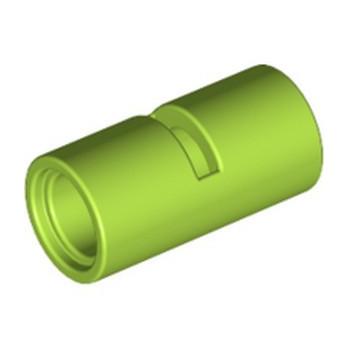 LEGO 6308238 TUBE W/DOUBLE Ø4.85 - BRIGHT YELLOWISH GREEN