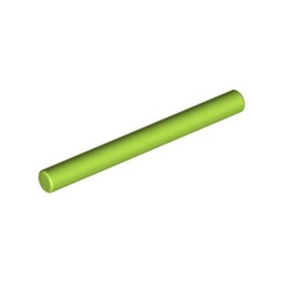 LEGO 6327442 BAR 4L 1X4 - BRIGHT YELLOWISH GREEN