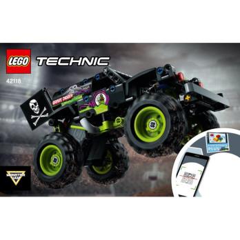 Instructions Lego® Technic 42118