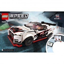 Instructions Lego® Speed Champions 76896