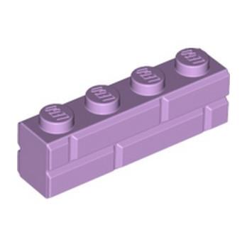 LEGO 6311131 BRICK 1X4 - LAVENDER