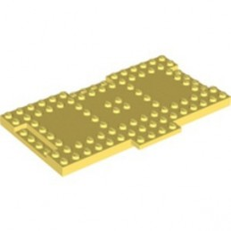 LEGO 6333351 PLATE 8X16X6,4 MM - COOL YELLOW