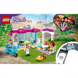 Instructions Lego Friends 41440