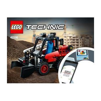 Instruction Lego® TECHNIC - 42116