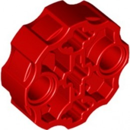 LEGO 6313596 WEAPON BARREL - RED
