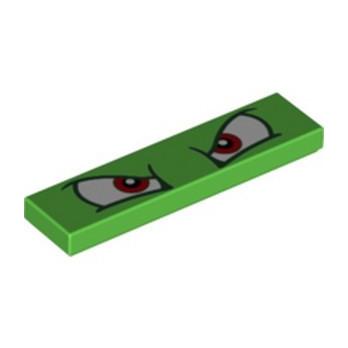 LEGO 6309102 PLATE 1X2, PRINTED SUPER MARIO