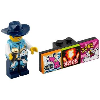 Minifigure Lego® Bandmates Series - Discowboy