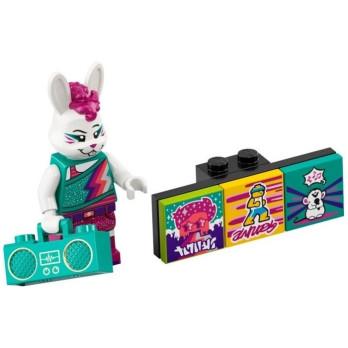 Minifigure Lego® Bandmates Series - Bunny Dancer