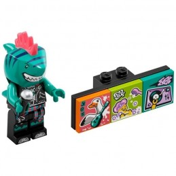 Minifigure Lego® Bandmates Series - Shark Singer