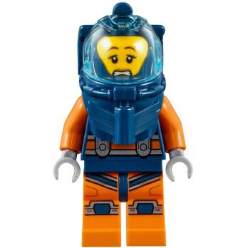Minifigure Lego® City - Deep Sea Diver