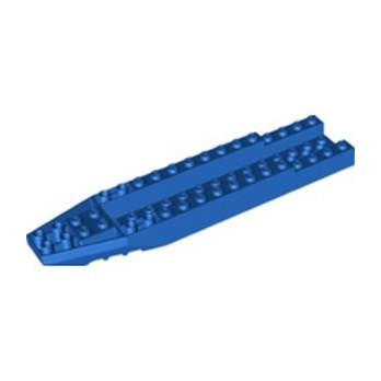 LEGO 6304960 SHIP FRONT 4X16X1 1/3 - BLUE