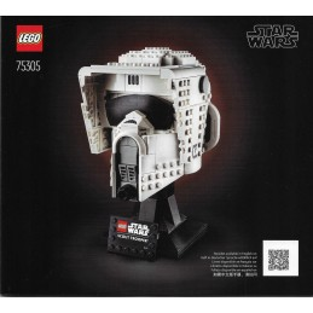 Instructions Lego Star Wars 75305