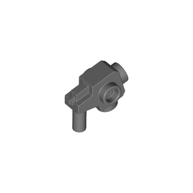 LEGO 6255067 WEAPON - DARK STONE GREY