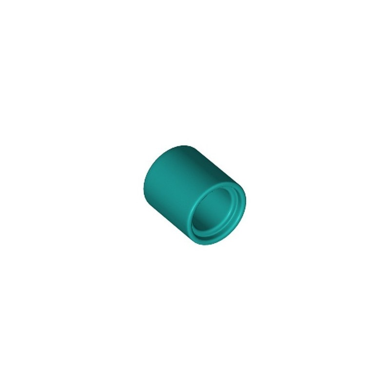 LEGO 6295149 BEAM 1x1 - BRIGHT BLUEGREEN