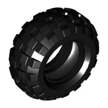 LEGO 4297209 PNEU Ø56 X 26 - NOIR