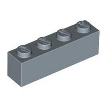 LEGO 4620993 BRICK 1X4 - SAND BLUE