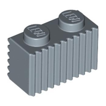 LEGO 6177135 PROFILE BRICK 1X2 - SAND BLUE