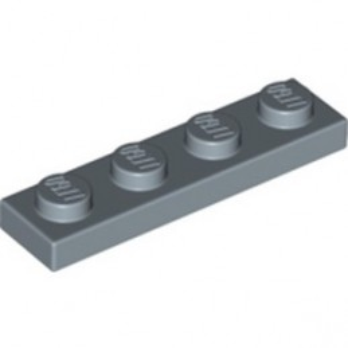 LEGO 6111685 PLATE 1X4 - SAND BLUE