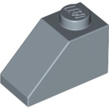 LEGO 6212055 ROOF TILE 1X2/45° - SAND BLUE