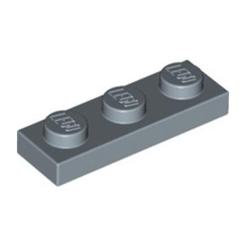 LEGO 6142245 PLATE 1X3 - SAND BLUE