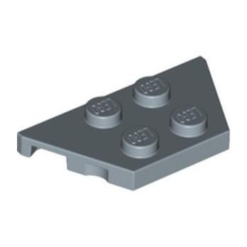 LEGO 6285557 PLATE 2X4X18° - SAND BLUE