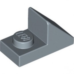 LEGO 6139519 ROOF TILE 1X2 45° W 1/3 PLATE - SAND BLUE