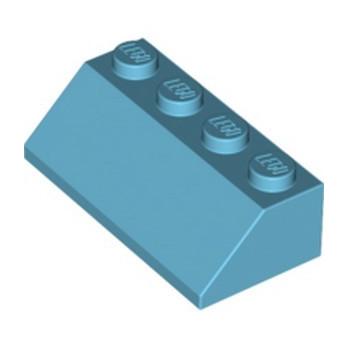 LEGO 6036490 ROOF TILE 2X4/45° - MEDIUM AZUR