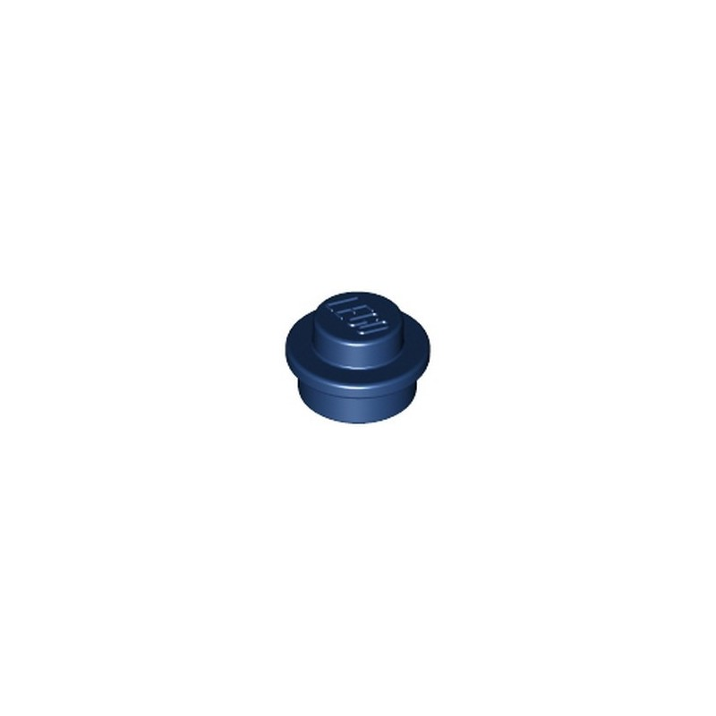 LEGO 6021623 ROUND 1X1 - EARTH BLUE