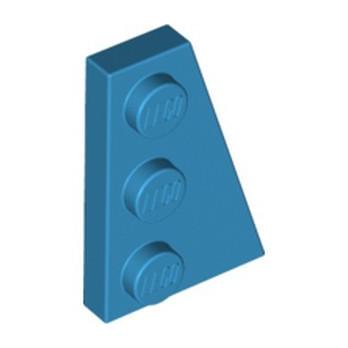LEGO 6167073 PLATE 2X3 RIGHT ANGLE - DARK AZUR