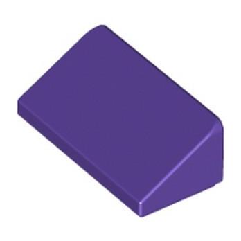 LEGO 4566607 ROOF TILE 1X2X2/3 - MEDIUM LILAC
