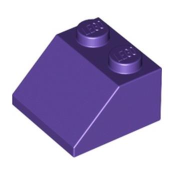LEGO 6107200 ROOF TILE 2X2/45° - MEDIUM LILAC