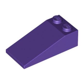 LEGO 6231523 ROOF TILE 2X4X1, 18° - MEDIUM LILAC