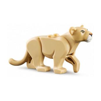 LEGO 6287660 - LIONNE - BEIGE