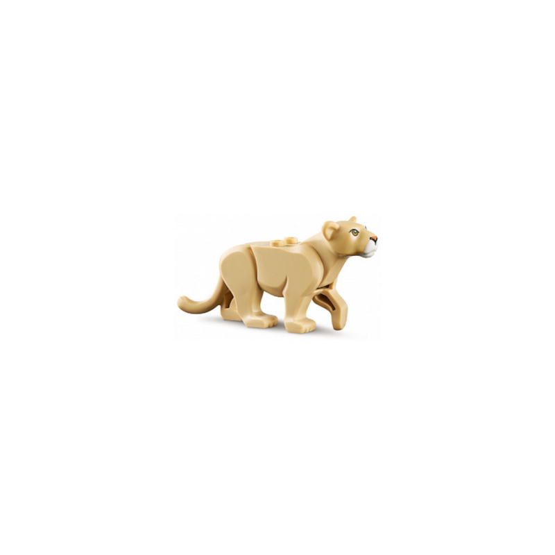 LEGO 6287660 - LIONESS - TAN
