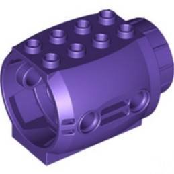 LEGO 6172384 JET ENGINE 4X5X3 - MEDIUM LILAC