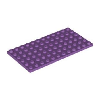 LEGO 6227043 PLATE 6X12 - MEDIUM LAVENDER