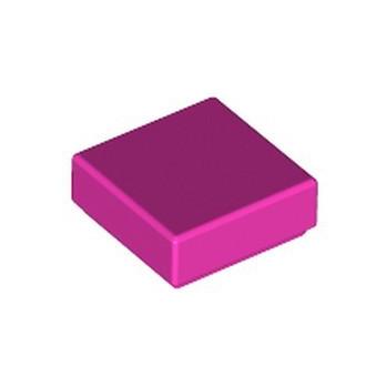 LEGO 6133726 FLAT TILE 1X1 - DARK PINK
