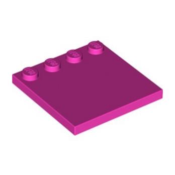 LEGO 4660867 PLATE 4X4 W. 4 KNOBS - DARK PINK