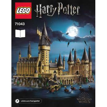Instructions Lego Harry Potter 71043