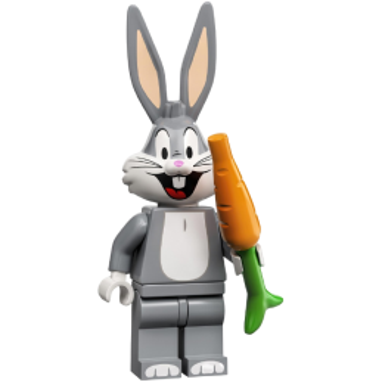 Minifigure Lego® Looney Tunes™ Series - Bugs Bunny