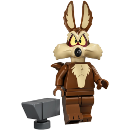 Mini Figurine Lego® Série Looney Tunes™ - Coyote