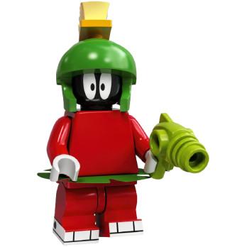 Mini Figurine Lego® Série Looney Tunes™ - Marvin le Martien