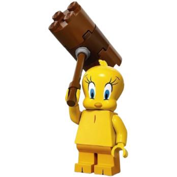 Mini Figurine Lego® Série Looney Tunes™ - Titi