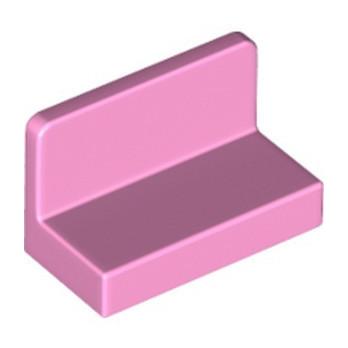 LEGO 6146231 WALL ELEMENT 1X2X1 - BRIGHT PINK