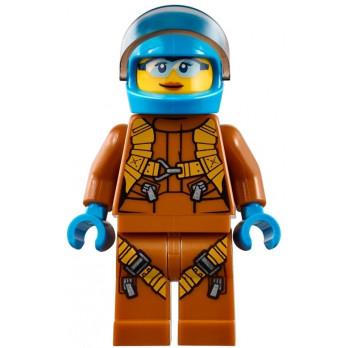 Minifigure Lego® City Arctique - Pilot